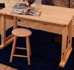 Vær kreativ med et arbejdsbord (foto travarer.dk)